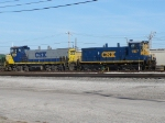 CSX 1181 & 1107
